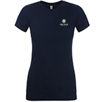 Click here for more information about Women's Navy T-Shirt