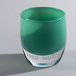 Click here for more information about Fred Hutch Etched Glassybaby